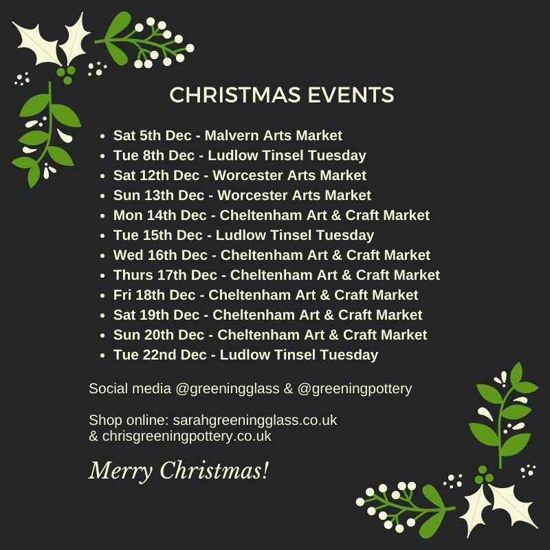 Quality craft markets in Worcestershire Midlands
