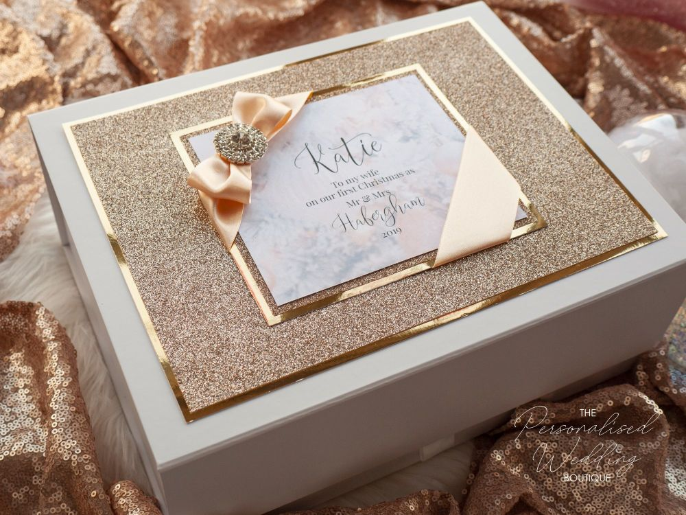 LUXURY GIFT BOX - GOLD
