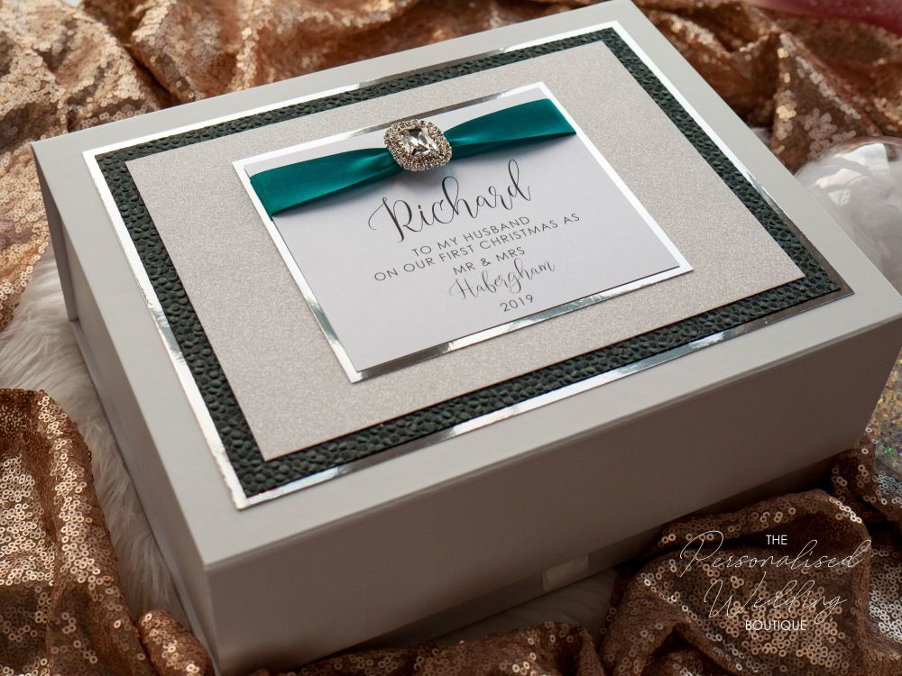 LUXURY GIFT BOX - SILVER