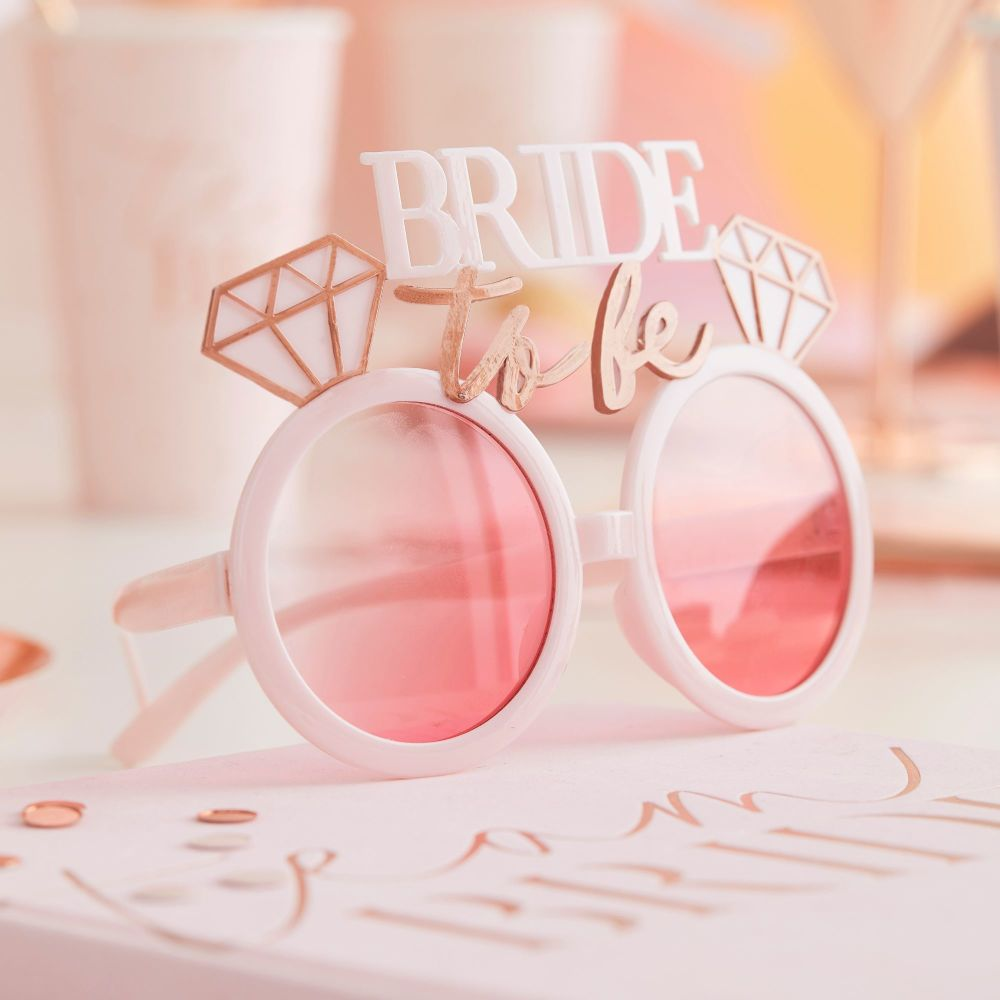 BRIDE TO BE HEN PARTY SUNGLASSES