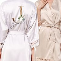 PERSONALISED BRIDAL PARTY ROBES (JULIET)