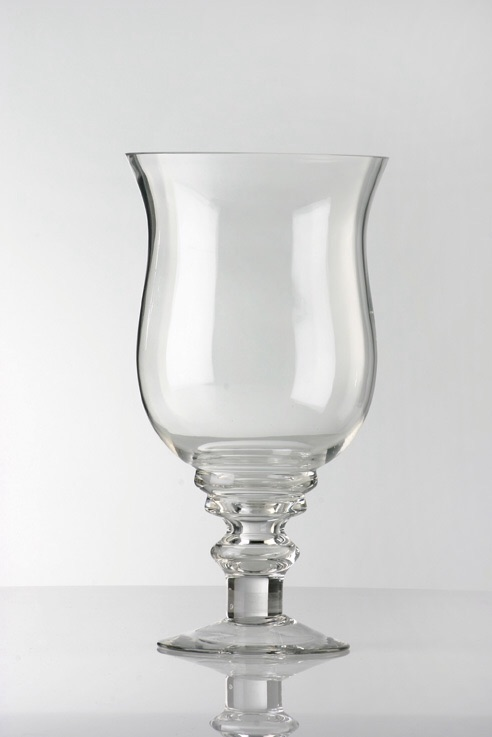 40cm Knightsbridge  Hurricane Vases