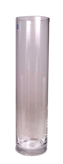 40cm Cylinder vase GLA 2076