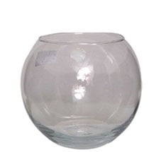 Fish Bowl Gla409p 8inch