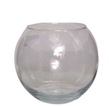 Fish Bowl Gla377p 7inch