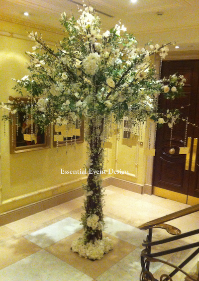 XL Floorstanding Blossom / Flower Tree