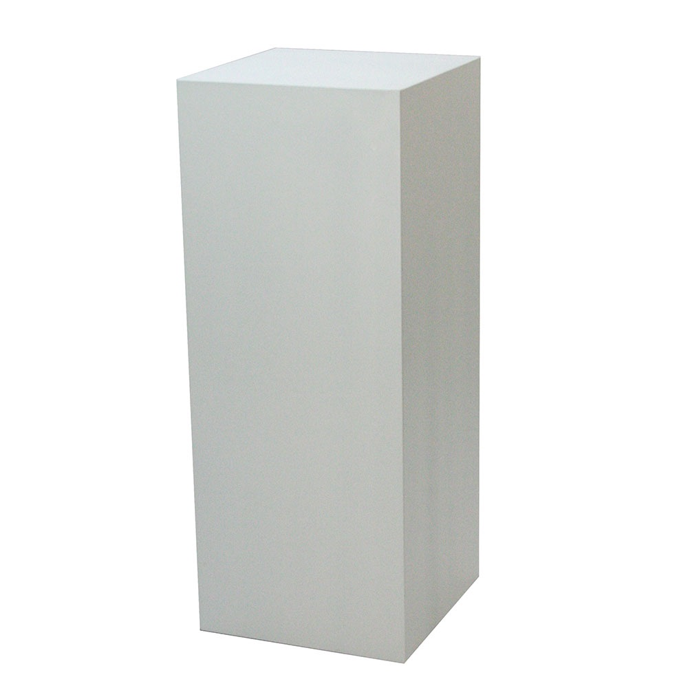 WOODEN PLINTH 100CM TALL