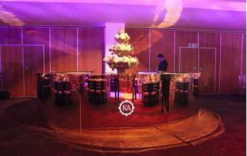 Drink Bar hire/Mirrored bar