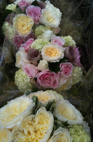 Bridal Boquets Fresh Flowers