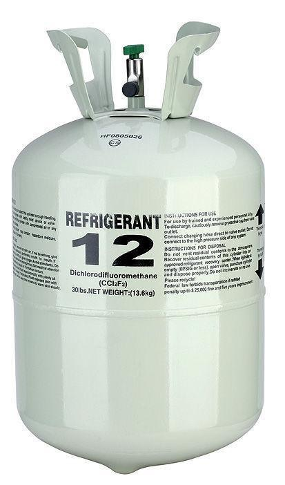 R12 TO R134a Refrigerant Conversion