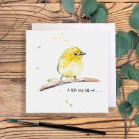 A little bird told me.....