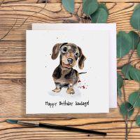 Happy Birthday Sausage!