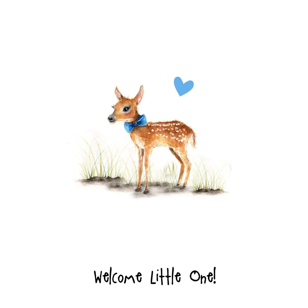 Welcome little one! (boy)