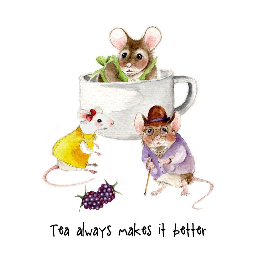 Tea always makes it better