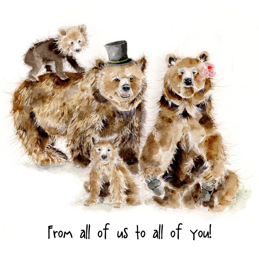 From all of us to all of you!