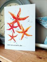 Seaside kisses and starfish wishes ....