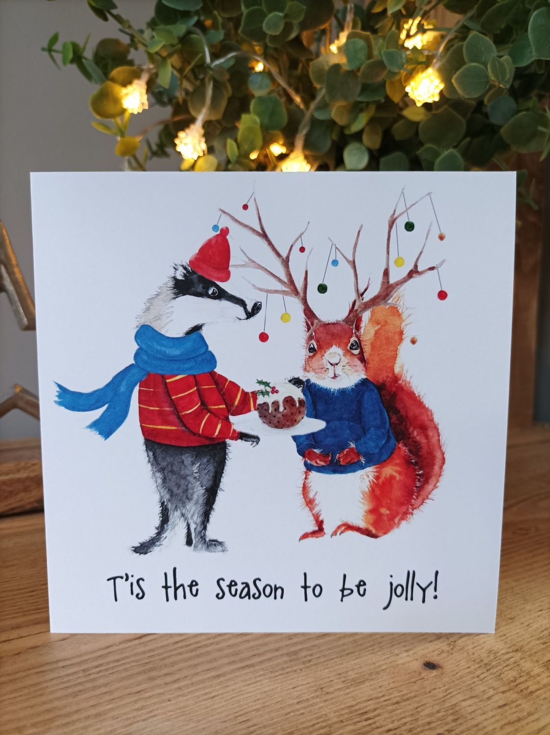 T'is the season to be jolly!
