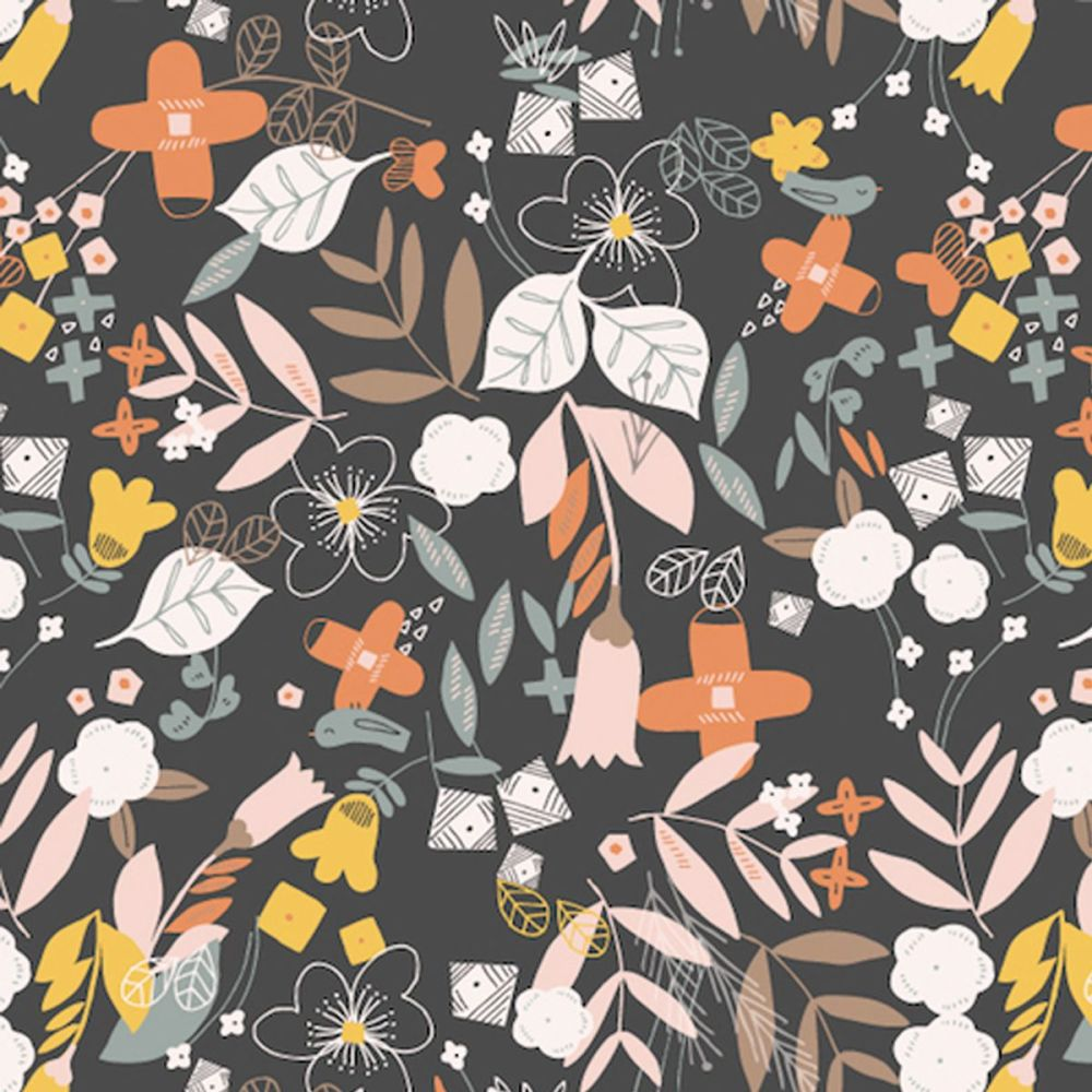 Dashwood - Emi & The Bird Flowers - EMI1404 - Charcoal