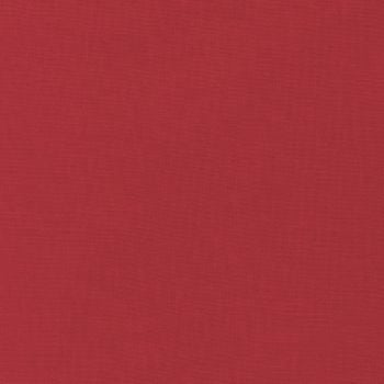 Robert Kaufman - Kona 100% Cotton Fabric - K1063 - Cardinal Red