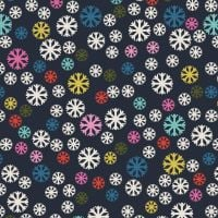 Dashwood - Merry & Bright Snowflake 100% Cotton Fabric - MERR1501 - Multi