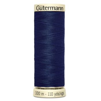 Gutermann 100m Sew All Thread - Navy