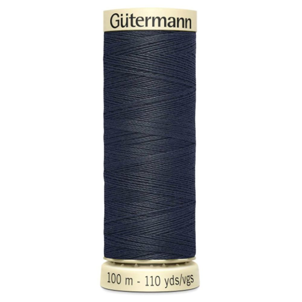 Gutermanns 100m Sew All Thread - Dark Navy