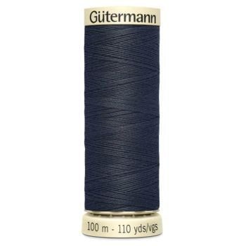 Gutermann 100m Sew All Thread - Dark Navy