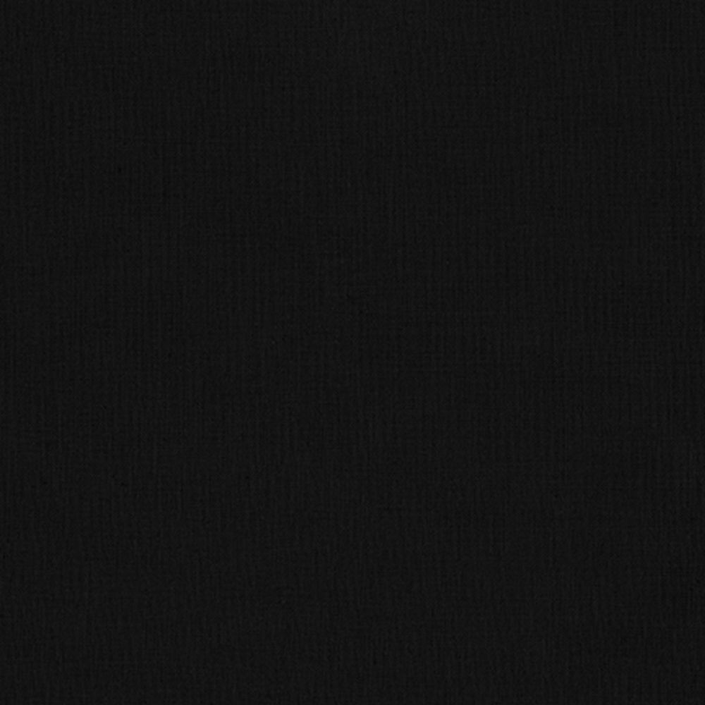 Robert Kaufman - Kona 100% Cotton Fabric - K1019 - Black