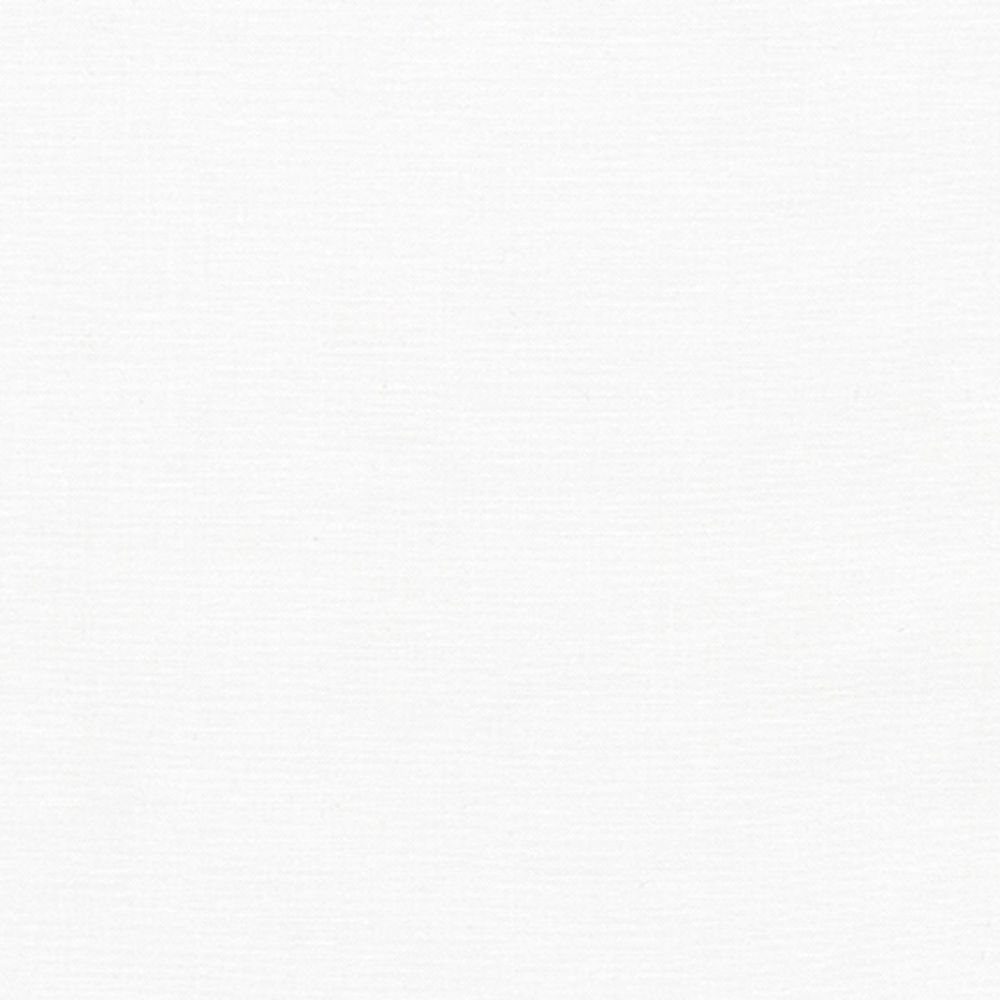 Robert Kaufman - Kona 100% Cotton Fabric - K1387 - White