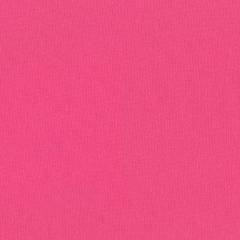 Robert Kaufman - Kona 100% Cotton Fabric - K419 - Azalea