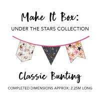 Make It Box - Bunting - Under The Stars