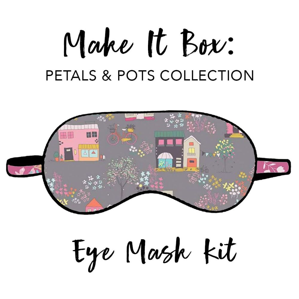 Make It Box - Eye Mask Kit - Moments