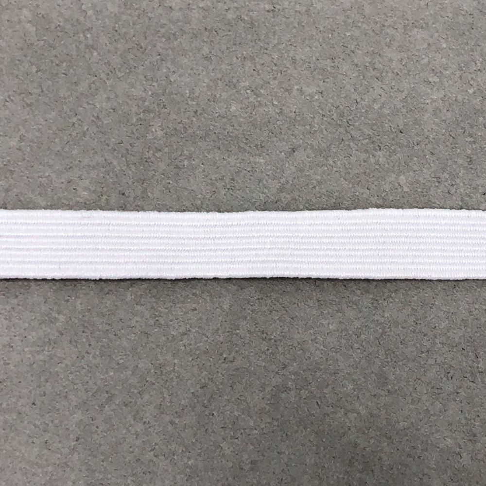 Knitted 12mm Elastic -  Sold Per Metre