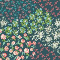 Art Gallery Fabrics - Everlasting 100% Cotton Fabric - Flower Keeper