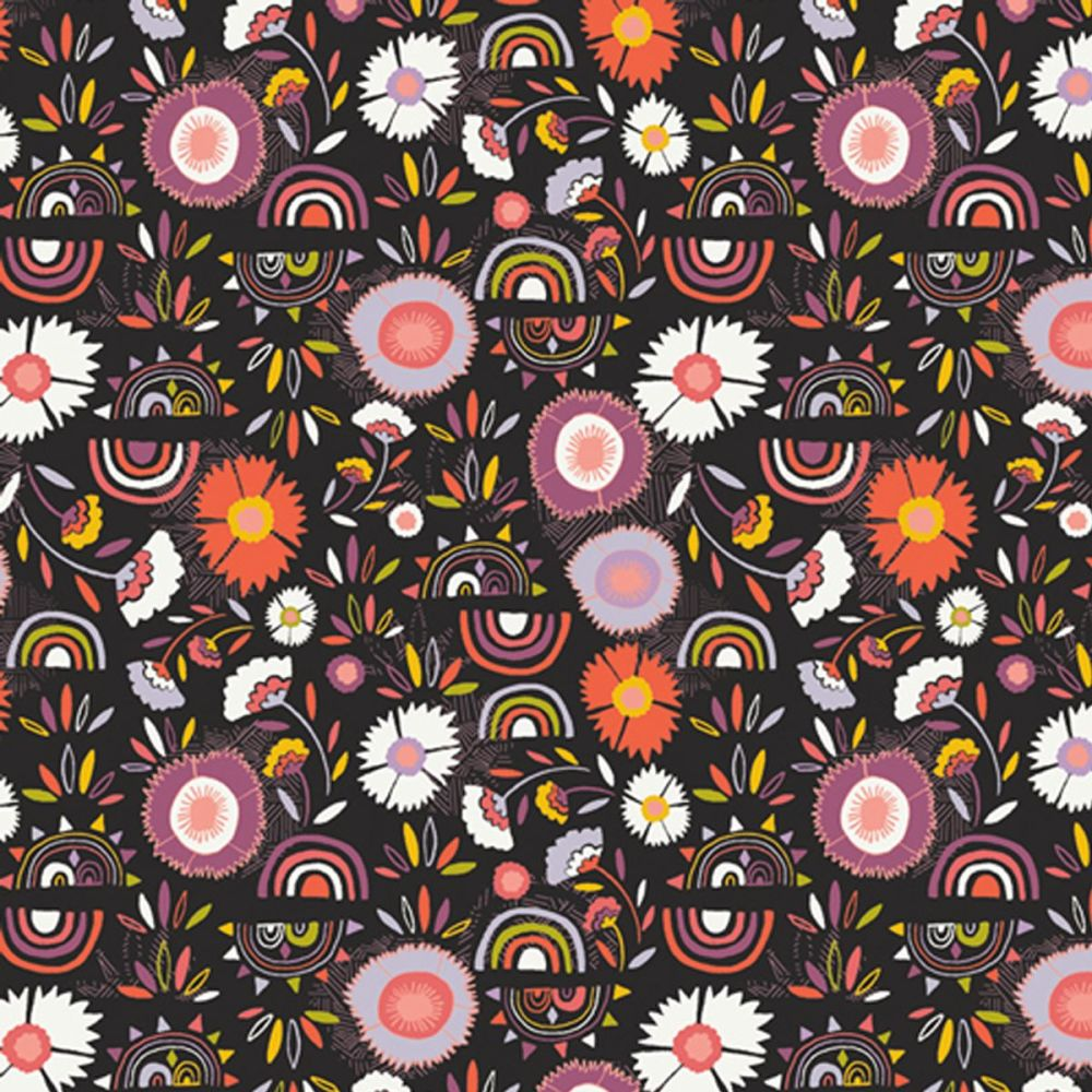 Art Gallery Fabrics - Kushukuru 100% Cotton Fabric - Divine Pacha