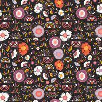 Art Gallery Fabrics - Kushukuru 100% Cotton Fabric - Divine Pacha - Per Half Metre