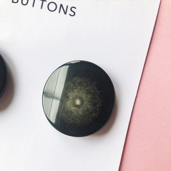 2x Chunky Gradient Buttons - 3.5cm Diameter
