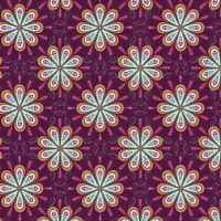 Lewis & Irene - Soraya 100% Cotton Fabric - Heart Floral Dark Pink