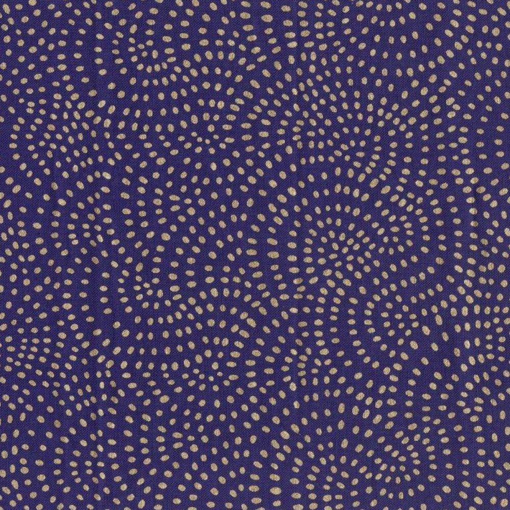 PREORDER Dashwood Studios - Twist 100% Cotton Fabric - TWIS1155 - Royal Blu
