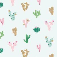 Dashwood Studio - Ocean Drive 100% Cotton Fabric - Cactus