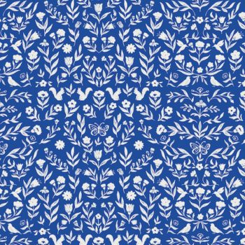 Cloud 9 - Perennial 100% Organic Cotton Fabric - Heirloom