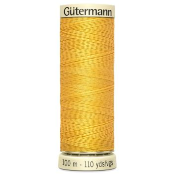 Gutermann 100m Sew All Thread - 416 - Honey