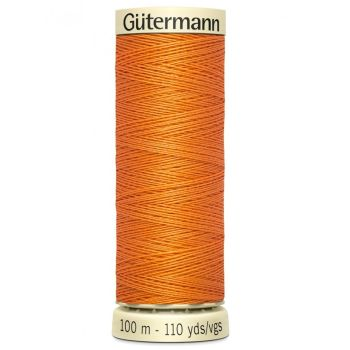 Gutermann 100m Sew All Thread - 285 - Orange