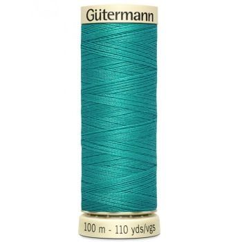 Gutermann 100m Sew All Thread - 235 - Turquoise
