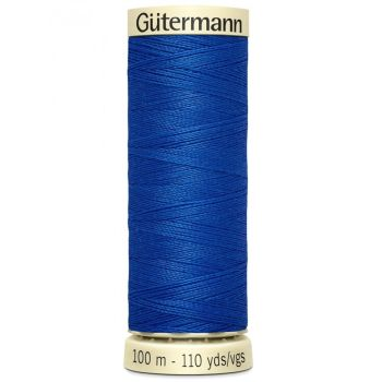 Gutermann 100m Sew All Thread - 315 - Royal Blue