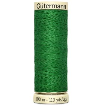 Gutermann 100m Sew All Thread - 396 - Bright Green