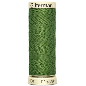 Gutermann 100m Sew All Thread - 919 - Grass Green