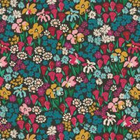 Art Gallery Fabrics - Flower Society 100% Cotton Fabric - Bloomkind Meadow