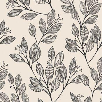 BOLT END - Luna & Laurel 100% Cotton Fabric - Laurel Daring - 29 x 114cm