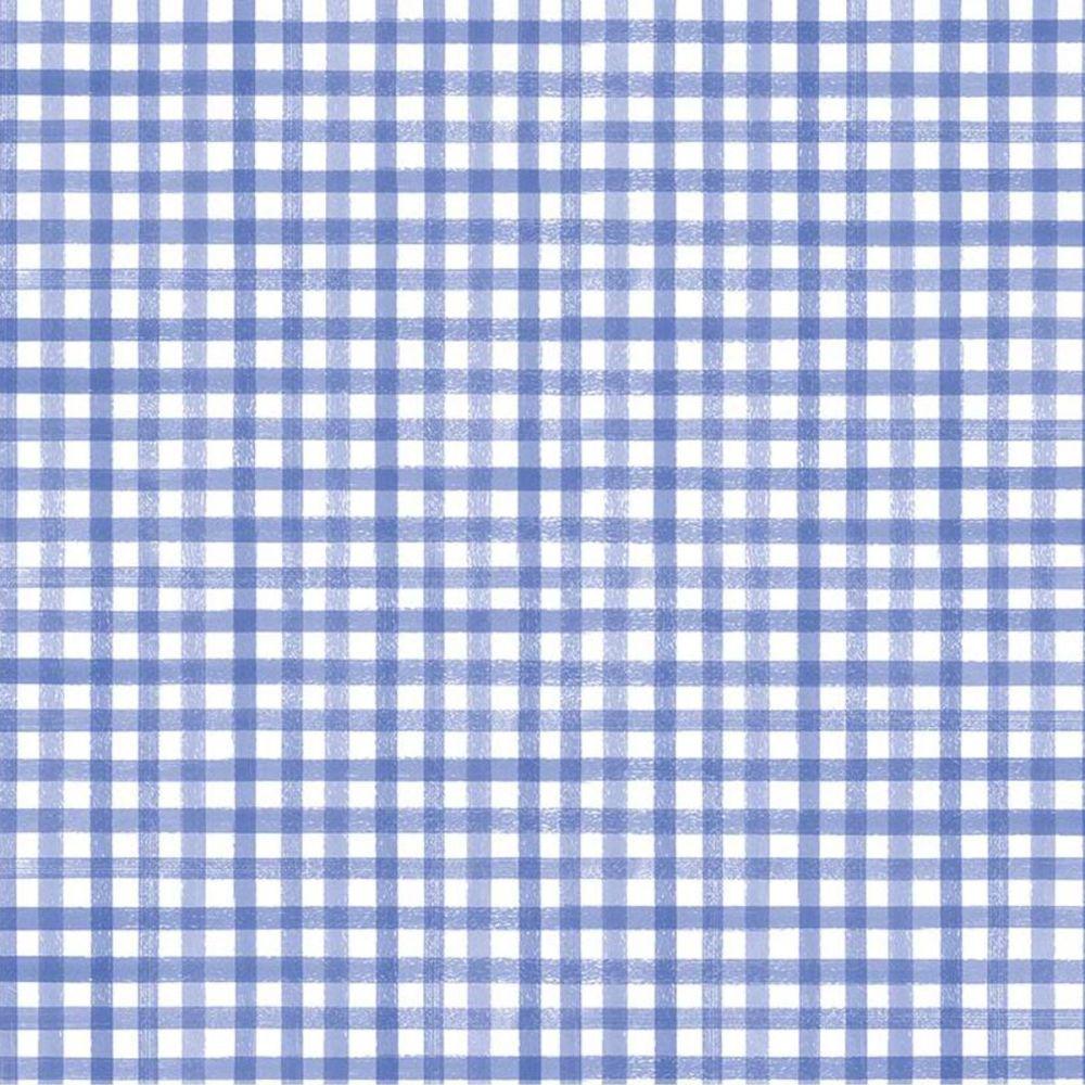 Riley Blake - Beautiful Day 100% Cotton Fabric - Blue Gingham